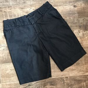 Mossimo Supply Co. Lightweight dark denim shorts